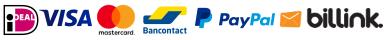 Betaalmethoden logos