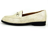 Jordaan Loafers - beige in grote sizes