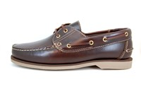 Heren sneakers - cognac