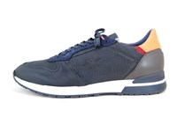 Australian heren sneakers - blauw in kleine sizes