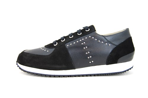 Fashion sneakers dames - zwart