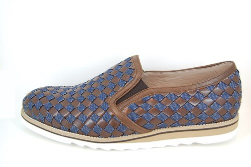 blauwe schoenen heren